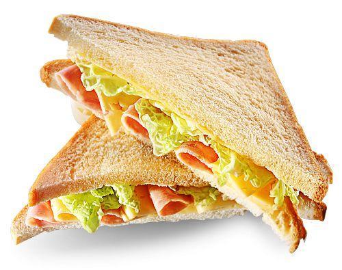 Сэндвич с карбонатом